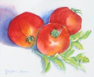 Tomatoes 'n Basil