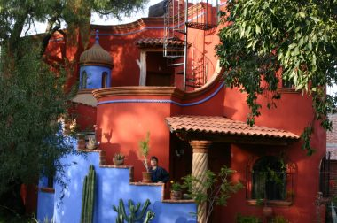 Cowango Studio in Mexico