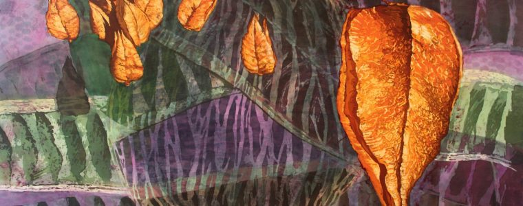 Batik Accepted Into Regional Show
